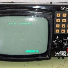 Radio antiche: MONITOR DE VIDEO NASA MARINE NAVTEX. Lote 276580753