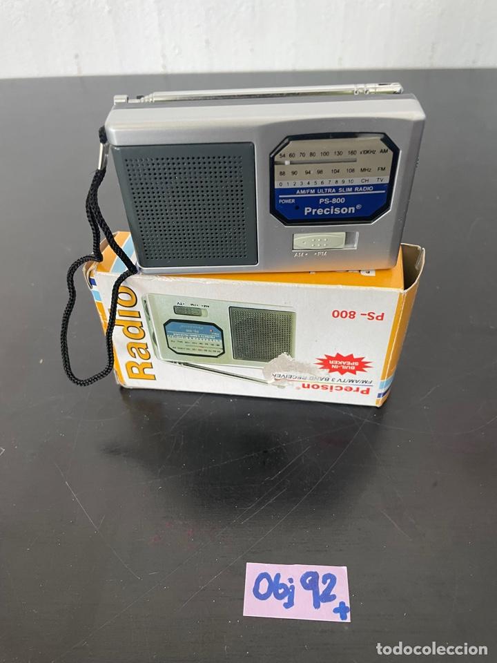 ANTIGUA RADIO DE BOLSILLO (Radios, Gramófonos, Grabadoras y Otros - Radioaficionados)