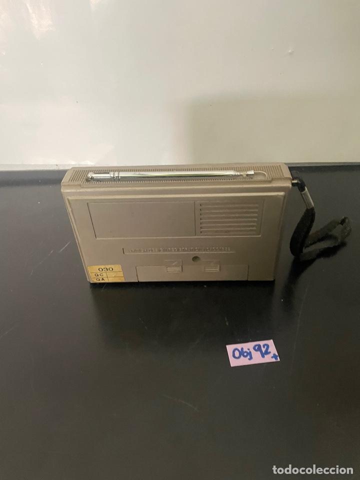 Radios antiguas: ANTIGUA RADIO OSKAR - Foto 2 - 277469358