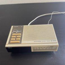 Radios antiguas: RADIO RELOJ ELECTRONIC. Lote 277502558