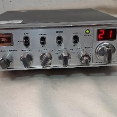 Radios antiguas: EMISORA RADIOAFICIONADO DIMMER SUPER STAR 3900. Lote 277533783