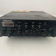 Radios antiguas: PRESIDENT RICHARD CB TRANSCEIVER. Lote 277599618