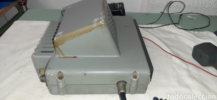 Radios antiguas: EMISORA ITT MARINE STR 12F - Foto 11 - 281773038