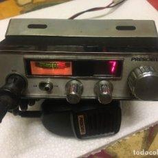 Radios antiguas: EMISORA DE RADIOAFICIONADO ANTIGUA MARCA PRESIDENT TAYLOR, MONTADA EN COCHE 12 V. Lote 283207373
