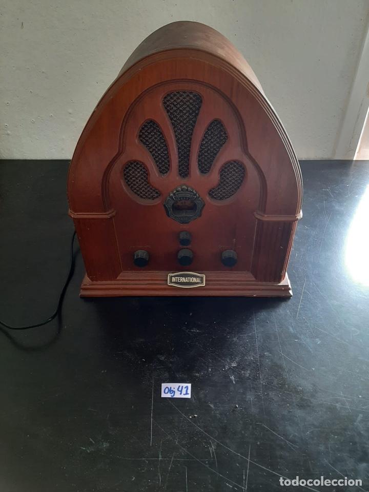 RADIO INTERNATIONAL (Radios, Gramófonos, Grabadoras y Otros - Radioaficionados)