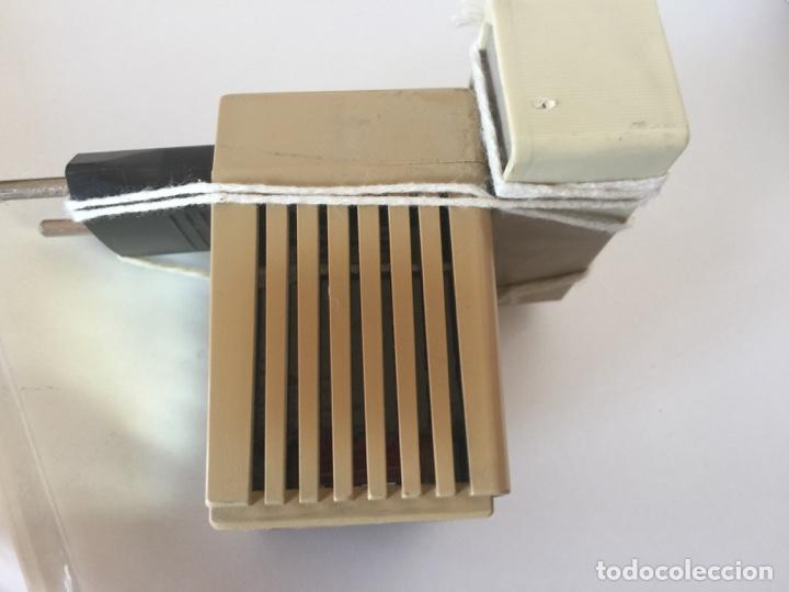 Radios antiguas: RADIO DESPERTADOR NAKAMICHI JAPON-CONJUNTO DE 2 APARATOS-ALTA FIDELIDAD STEREO-VINTAGE - Foto 23 - 285300178