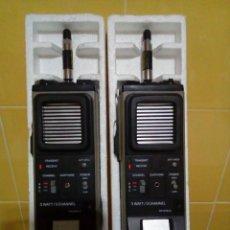 Radios antiguas: DOS EMISORAS GREAT GT-210. Lote 285631813