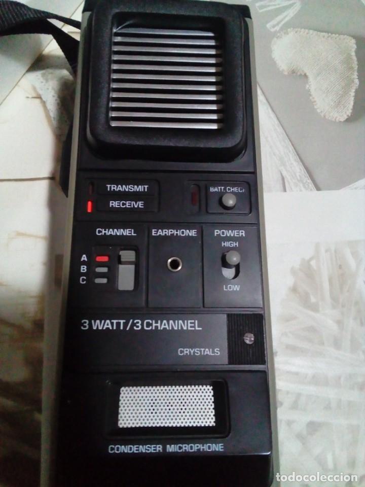 Radios antiguas: DOS EMISORAS GREAT GT-210 - Foto 2 - 285631813
