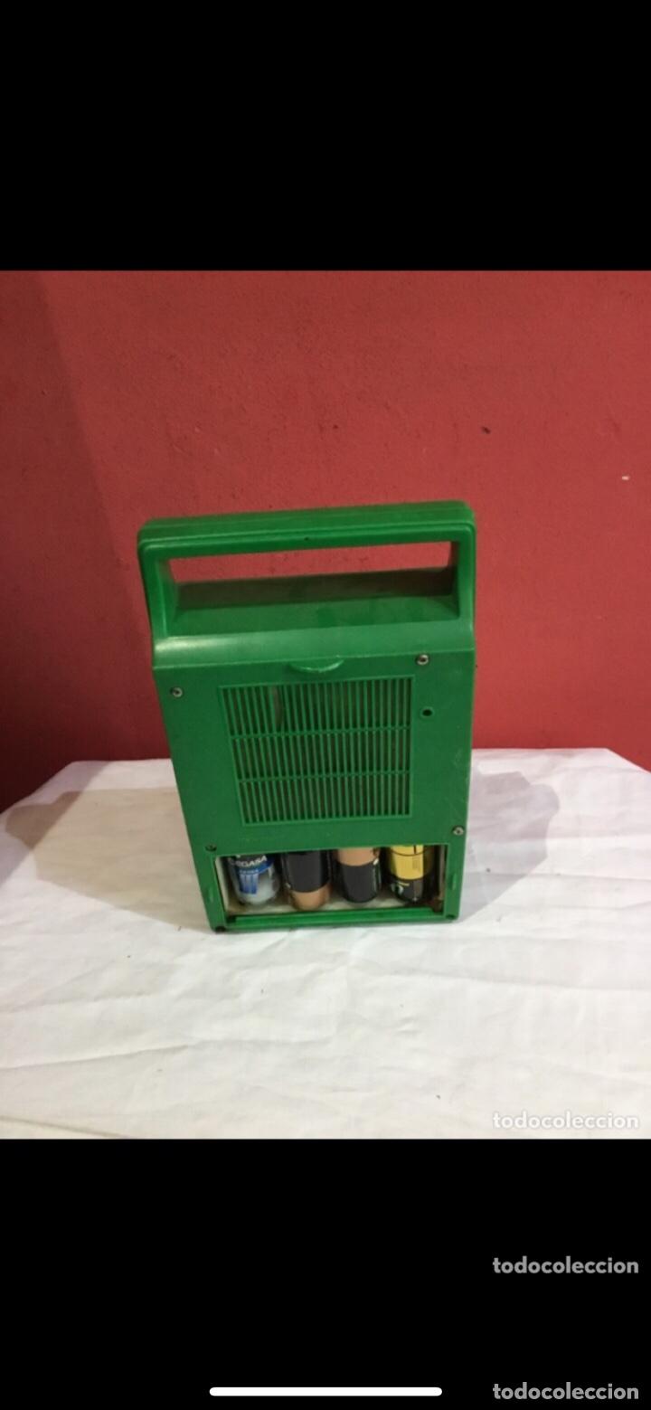 Radios antiguas: Radio cassette antigua MINIKING RARO . Italy antigua - Foto 7 - 286314763
