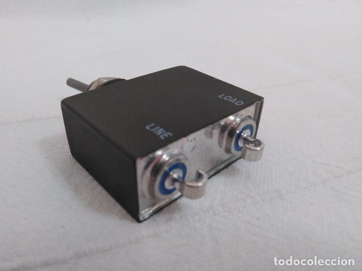 Radios antiguas: 2 INTERRUPTORES DE PALANCA DE CARGA Y CORTE - AIRPAX AP2 - Foto 14 - 286359048