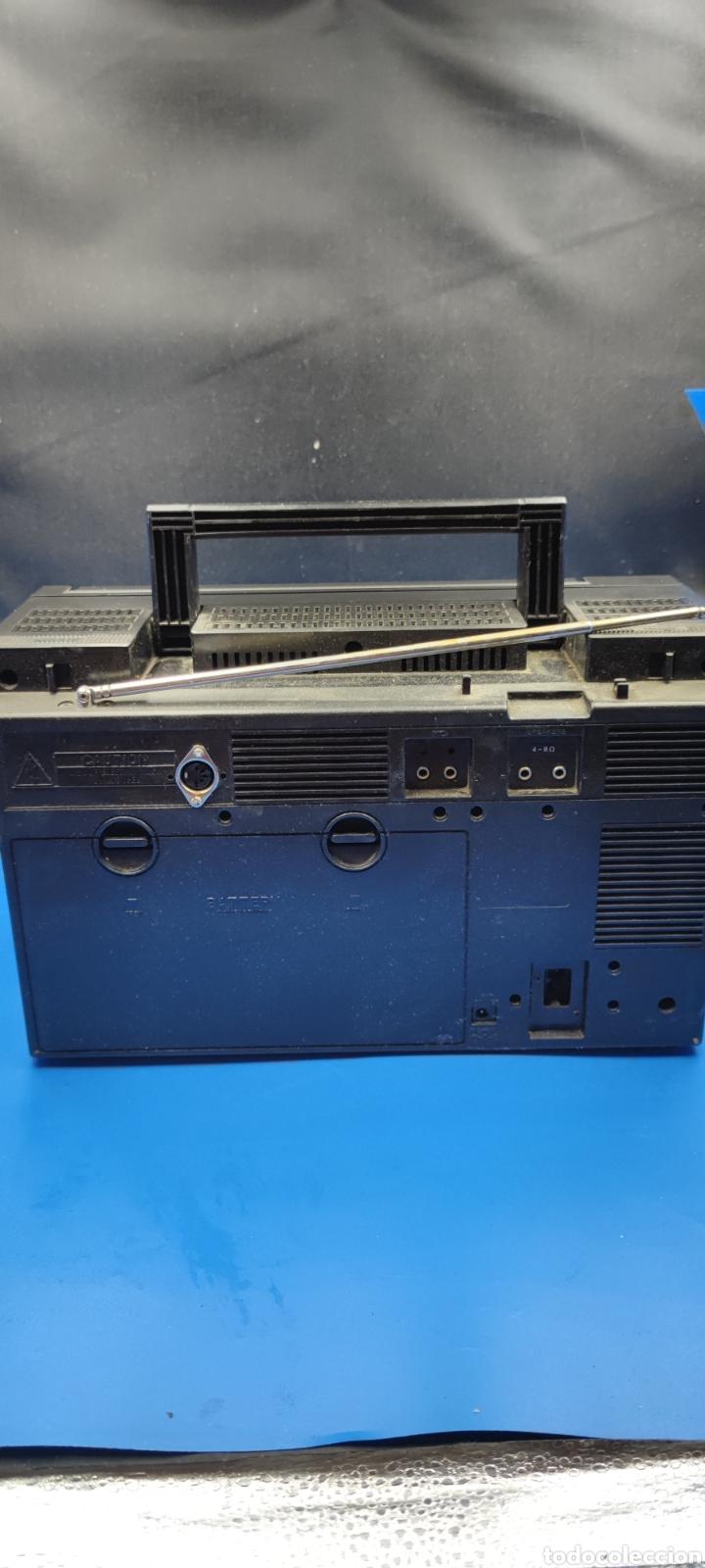 Radios antiguas: RADIO CASSETTE SILVER SR 50 X VINTAGE - Foto 7 - 286408988