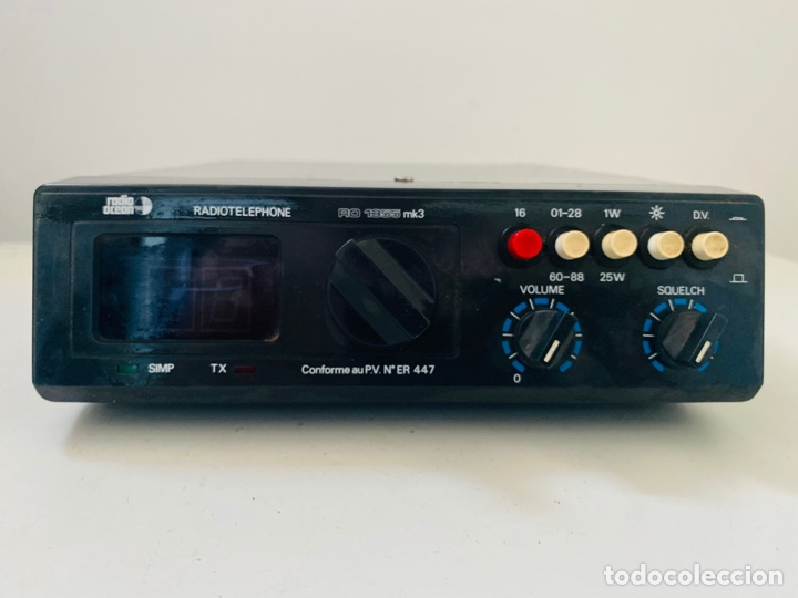 Radios antiguas: Radio Ocean RO 1355 mk3 - Foto 2 - 287771188