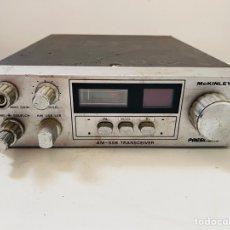Radios antiguas: PRESIDENT MC KINLEY CB RADIO. Lote 287831958