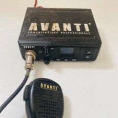 Radios antiguas: AVANTI BETA CB RADIO TRANSCEIVER. Lote 288184533