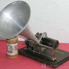 Fonógrafos y grabadoras de válvulas: FONOGRAFO COLUMBIA C1900. Lote 12389046
