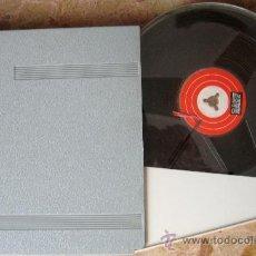 Fonógrafos y grabadoras de válvulas: CINTA DE GRABACIÓN BASF 18-180 PARA APARATOS DE BOBINAS. Lote 193901133