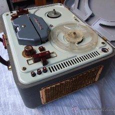 Fonógrafos y grabadoras de válvulas: GRABADORA TESLA. Lote 27529671