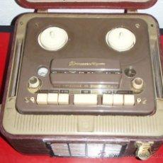 Fonógrafos y grabadoras de válvulas: MAGNETOFON GRUNDING REPORTER. Lote 27381675