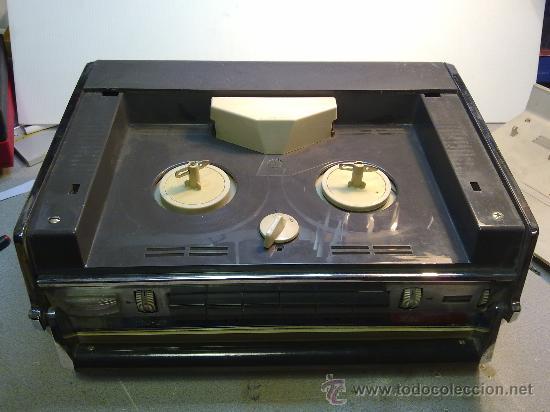 Fonógrafos y grabadoras de válvulas: Grabadora Grundig Tk6 - Foto 3 - 30385326