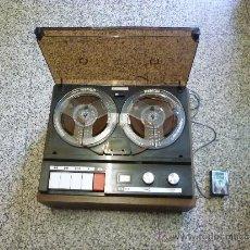 Fonógrafos y grabadoras de válvulas: MAGNETOFONO REMCO. Lote 32653883