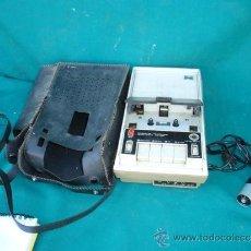 Fonógrafos y grabadoras de válvulas: CASSET GRABADOR. Lote 33746569