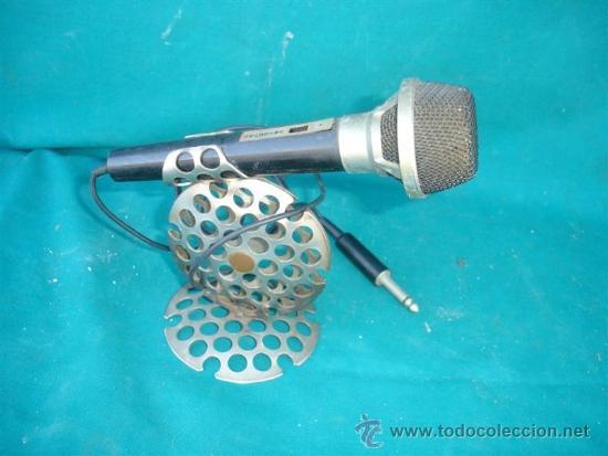 MICRO ANTIGUO (Radios, Gramófonos, Grabadoras y Otros - Fonógrafos y Grabadoras de Válvulas)