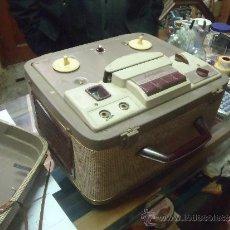 Fonógrafos y grabadoras de válvulas: MAGNETOFON INGRA DE VALVULAS. Lote 34490598