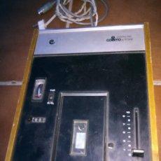 Fonógrafos y grabadoras de válvulas: MODULAR LINE COSMO K 8500 COMPACT CASSETTE. NO FUNCIONA. Lote 39579356