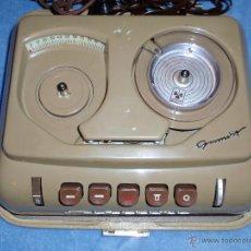 Fonógrafos y grabadoras de válvulas: MUY ANTIGUA GRABADORA - DICTÁFONO GRUNDIG AÑO 1954 - STENORETTE - MUY RARO Y DIFICIL DE ENCONTAR -. Lote 42347920