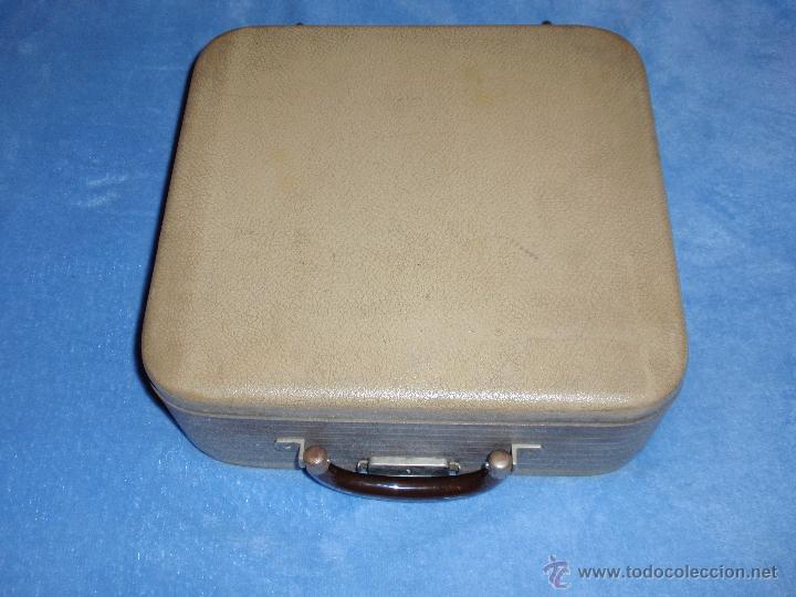 Fonógrafos y grabadoras de válvulas: Muy antigua grabadora - Dictáfono Grundig Año 1954 - Stenorette - Muy raro y dificil de encontar - - Foto 2 - 42347920