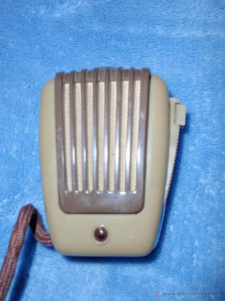 Fonógrafos y grabadoras de válvulas: Muy antigua grabadora - Dictáfono Grundig Año 1954 - Stenorette - Muy raro y dificil de encontar - - Foto 3 - 42347920