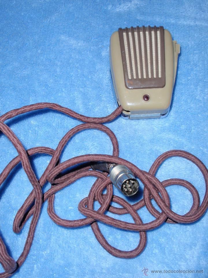 Fonógrafos y grabadoras de válvulas: Muy antigua grabadora - Dictáfono Grundig Año 1954 - Stenorette - Muy raro y dificil de encontar - - Foto 4 - 42347920