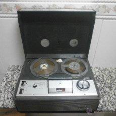 Fonógrafos y grabadoras de válvulas: MAGNETOFON GRUNDIG TK- 145 DE LUXE .. Lote 42487292