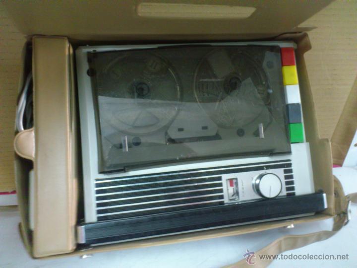MAGNETOFONO GELOSO G.19 - 268 (Radios, Gramófonos, Grabadoras y Otros - Fonógrafos y Grabadoras de Válvulas)