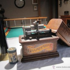 Phonographes et magnétophones à lampes: FONOGRAFO COLUMBIA MODELO AT. Lote 43901794