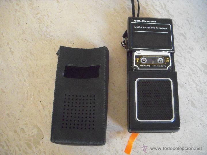 POCKET SIZE MICRO (Radios, Gramófonos, Grabadoras y Otros - Fonógrafos y Grabadoras de Válvulas)