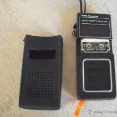 Fonógrafos y grabadoras de válvulas: POCKET SIZE MICRO. Lote 45438990