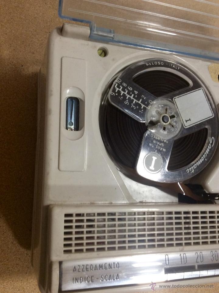 Phonographs and valve recorders: Magnetófono grabador Geloso G - 257 - Foto 2 - 49143181