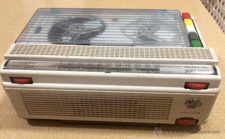 Phonographs and valve recorders: Magnetófono grabador Geloso G - 257 - Foto 5 - 49143181
