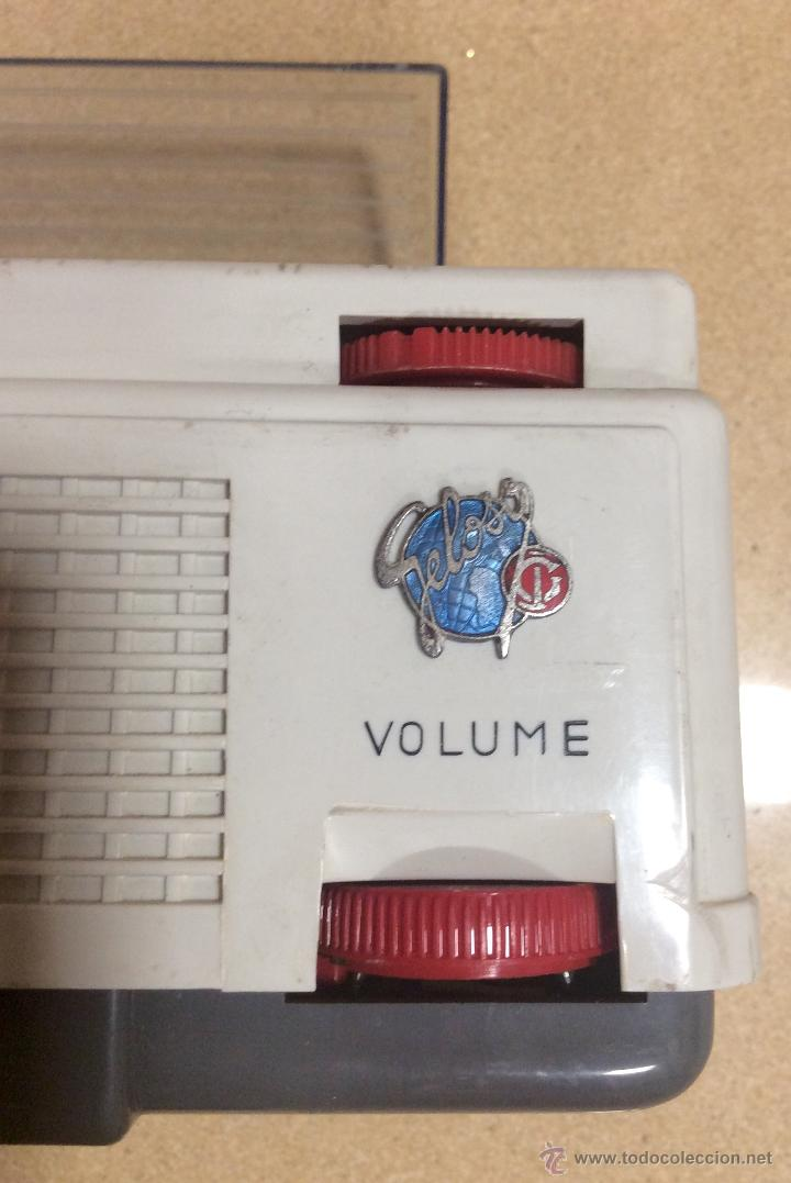 Phonographs and valve recorders: Magnetófono grabador Geloso G - 257 - Foto 6 - 49143181