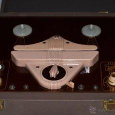 Fonógrafos y grabadoras de válvulas: IMPRESIONANTE MAGNETÓFONO INGRA. Lote 50256479