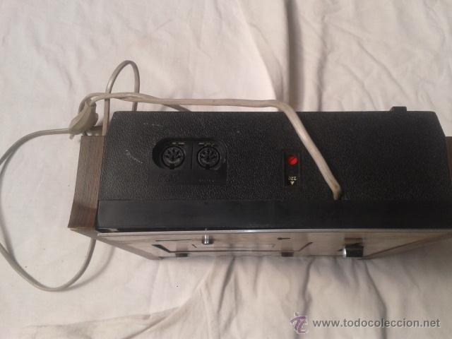 Fonógrafos y grabadoras de válvulas: CASETTE GRABADORA PHILIPS ANTIGUO - Foto 6 - 50385598