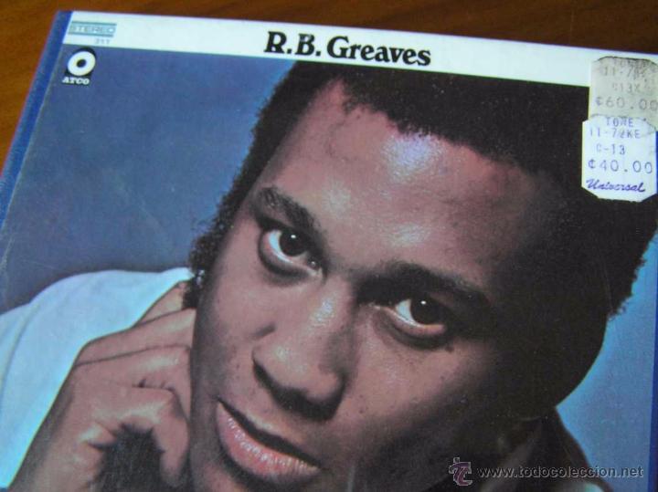 Fonógrafos y grabadoras de válvulas: R.B. GREAVES - ATCO CINTA MAGNETOFON MAGNETOFONO MAGNETOFONICA SIN ABRIR - Foto 3 - 51422607