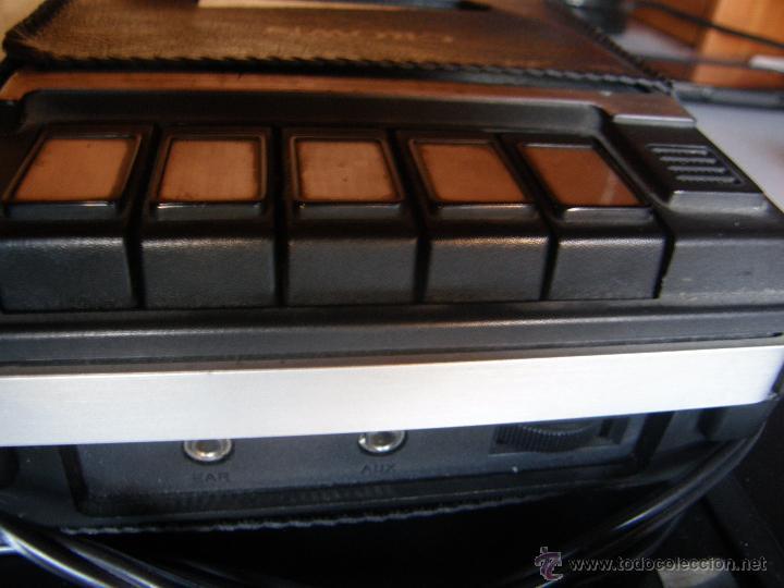 Fonógrafos y grabadoras de válvulas: Grabadora reproductora de la marca CROWN. - Foto 5 - 53039928