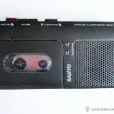 Fonógrafos y grabadoras de válvulas: MINI GRABADORA SANYO. Lote 53151846