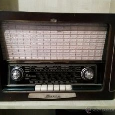 Phonographes et magnétophones à lampes: ANTIGUA RADIO VALVULAS IBERIA. Lote 53393389
