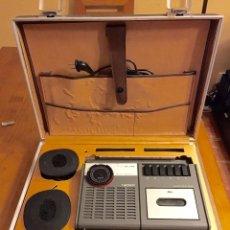 Fonógrafos y grabadoras de válvulas: GRABADORA TIROSON. Lote 54432485