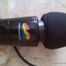 Fonógrafos y grabadoras de válvulas: MICROFONO COLACAO 40 PRINCIPALES. Lote 54799379