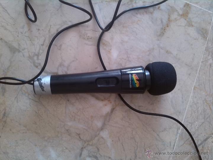 Fonógrafos y grabadoras de válvulas: microfono colacao 40 principales - Foto 3 - 54799379