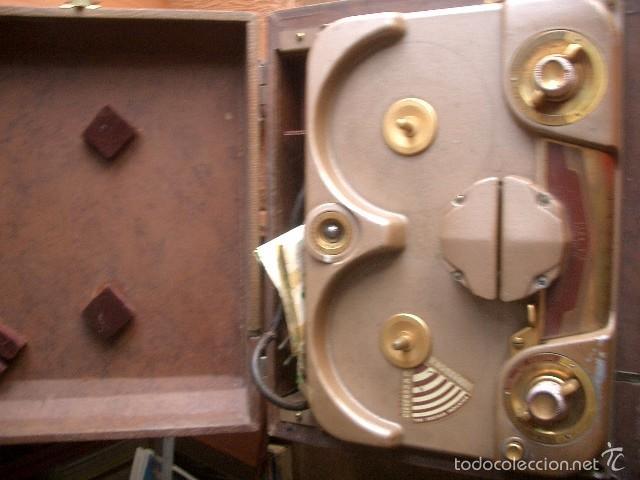 Fonógrafos y grabadoras de válvulas: Antigua grabadora Revere USA Ver fotos - Foto 2 - 60155659